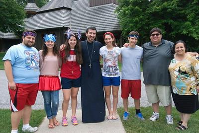 Summer Camp - July 4, 2013