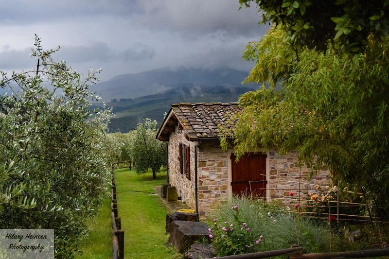 Tuscany Cabin