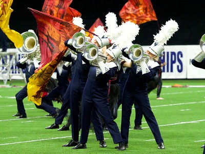 2018 Marching Competitions
