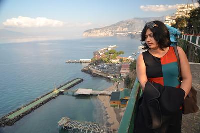 Sorrento, Italy - Dec 2011