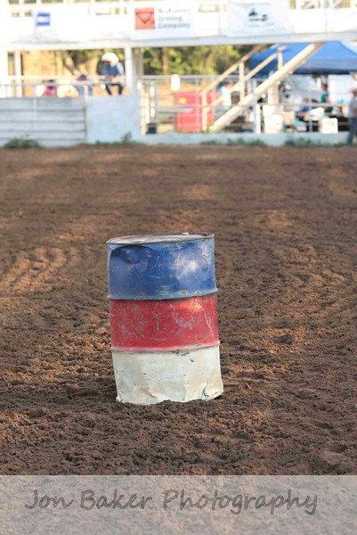 2011 Cleburne Youth Rodeo