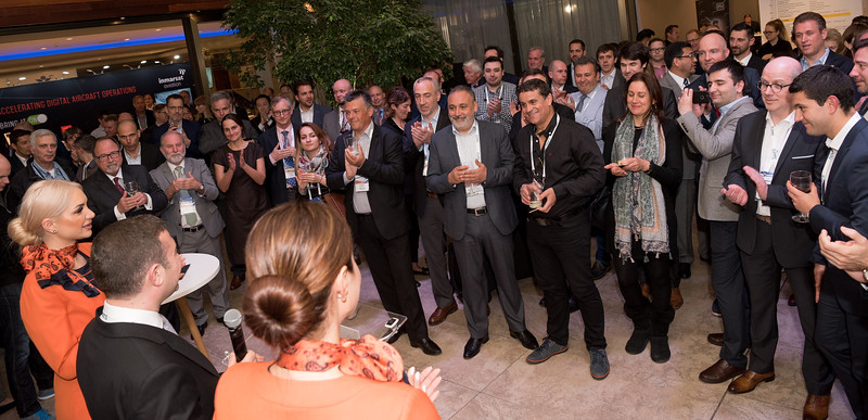 Networking Reception sponsored by Azerbaijan Airlines