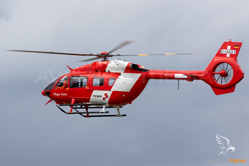 Rega (Airbus Helicopters) / H145 / D-HADT