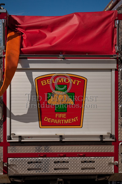 Belmont, MA Headquarters Apparatus