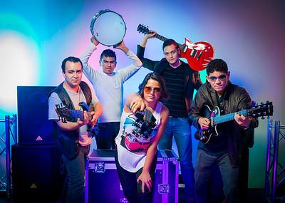 Sesión Banda Pop
