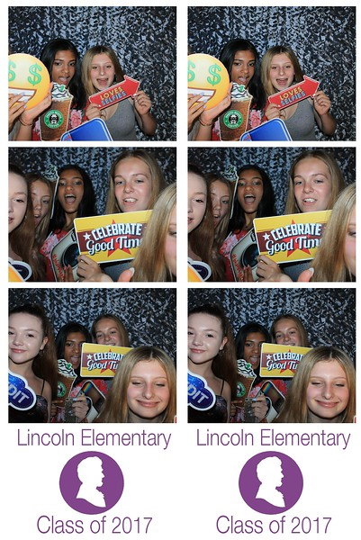 """Lincoln Elementary """"Class of 2017"""" Graduation"""