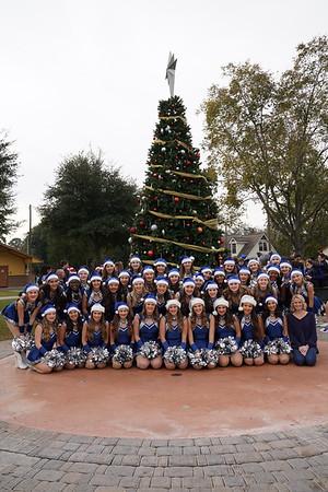 Tomball Holiday Parade 2018