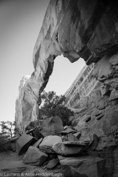 Wall Arch, Arches NP, Utah