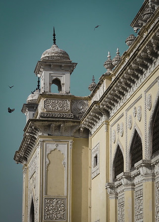Ode to Falaknuma Palace