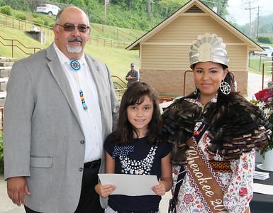 Tribal Council Awards Day, May 8
