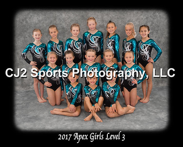 Girls Level 3