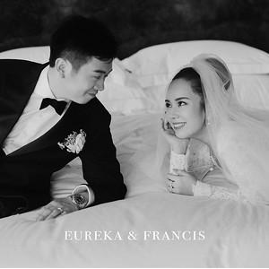 Wedding Day - Eureka and Francis (Ritz Carlton)