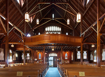 Our Lady Queen of Peace Church, Boothbay Harbor Maine