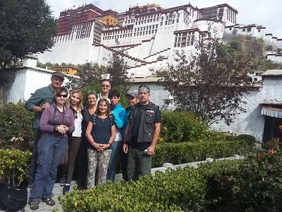 Лхаса и монастыри Тибета. Сентябрь 2016
