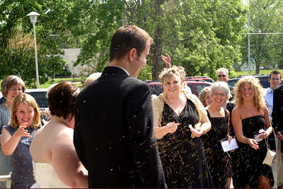 Post-Ceremony & The Bus