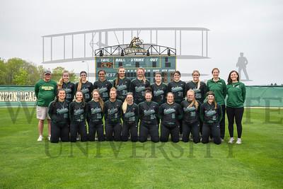 50244 2019 Womens Softball Team 4-30-19