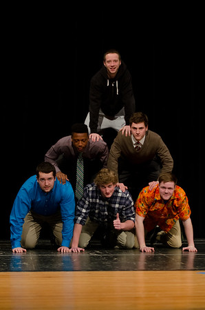 Mr. Winters Mill 2015 Rehearsal Photos