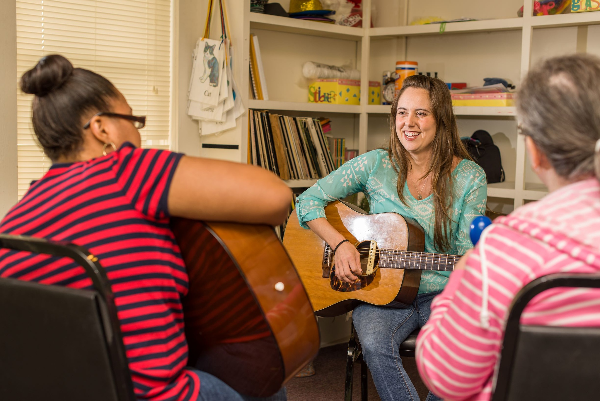 Image for Music therapy program rejoins music department