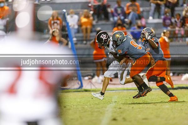 Baker County Wildcats vs Orange Park Raiders