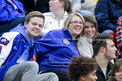 Fans And Students @ Gilmer Game 5 Jan 2018