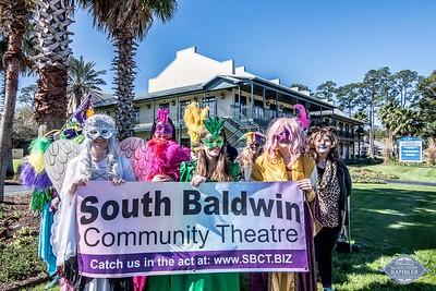 Gulf Shores Mardi Gras Parade 3.5.2019