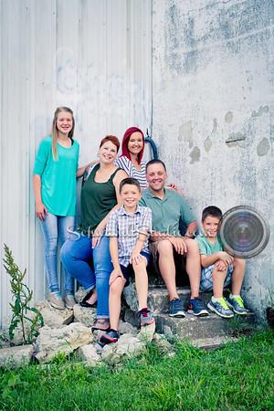 Jenn & Aaron's Family