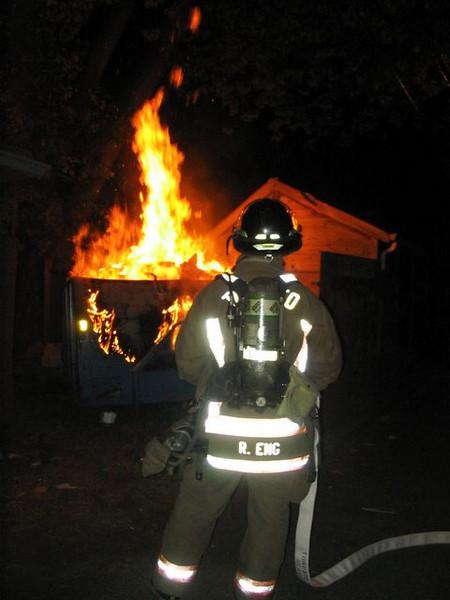 July 12, 2005 - Working Fire - 124 Westmount Ave.