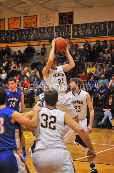 12-16-16 Continental @ Fairview Boys Basketball