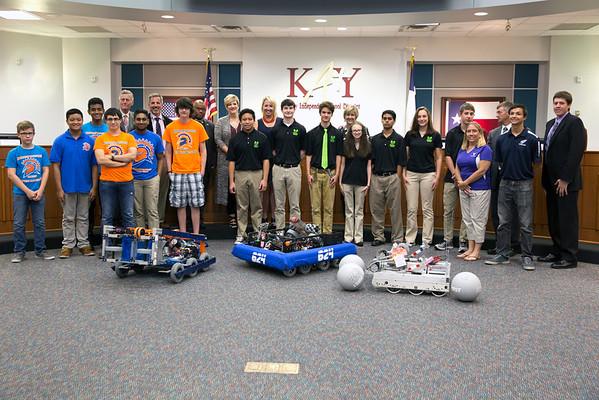 KISD Board Meeting 6-27-16
