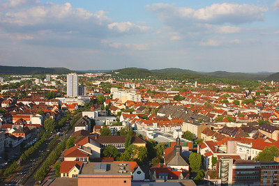 Kaiserslautern 21 Lounge view