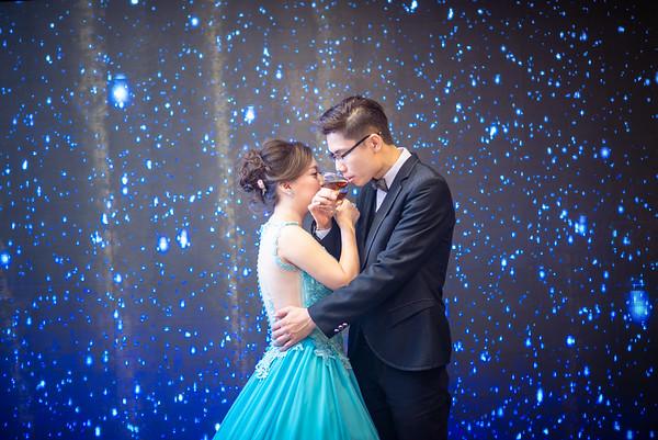 YiChin & Rou Yi