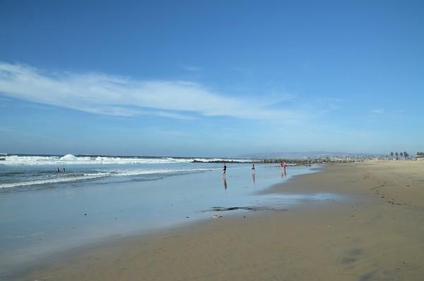 The North Beaches,  San Diego, California (October 2014)