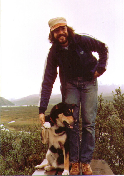 Dave & Tundra, Richardson Highway, 8-81.jpg