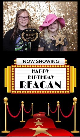 Reagan's Birthday