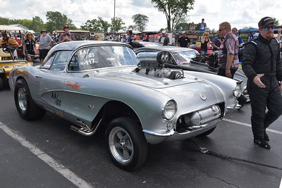Show Car Staging Lanes