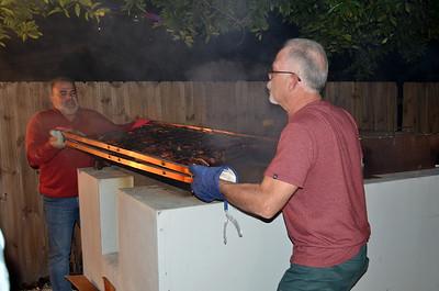 Tony's Pig Roast 12-24-19