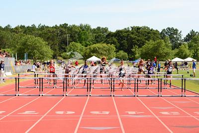 Women's 100m Hurdles Sat, May 28