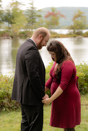 Erin and Dave - Pregnancy