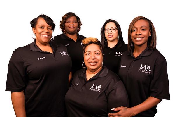 Meet L.A.B. Tax Service