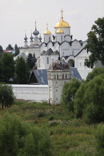 Suzdal - Intercession Monastery.