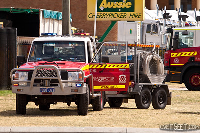 WA FRS Light Tankers