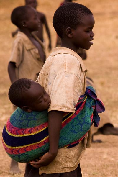 Goma IDP Camp