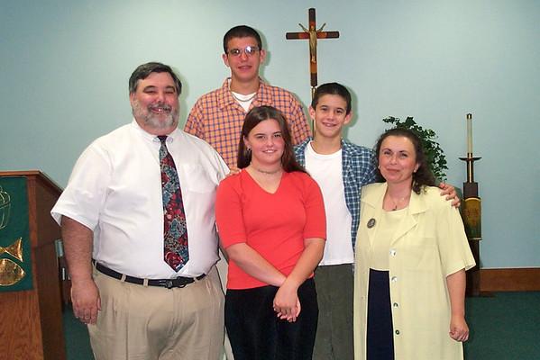 Hartnett Family Pictures