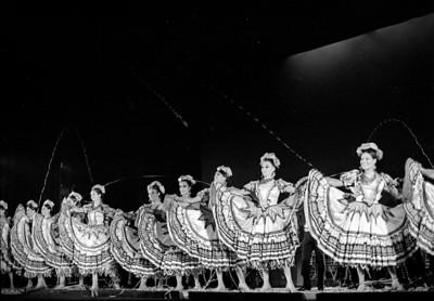 #34. November 6th.  Ballet Foclorico.