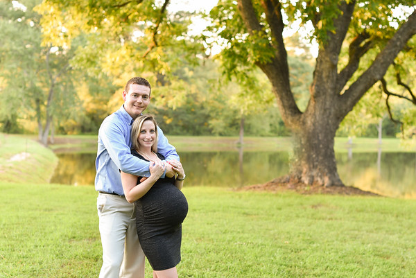 Lauren + Spencer {Maternity}
