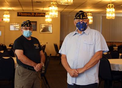 Dracut American Legion flood repair help 090420