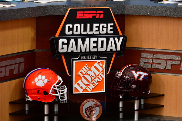 ESPN College GameDay I (9/30/17)