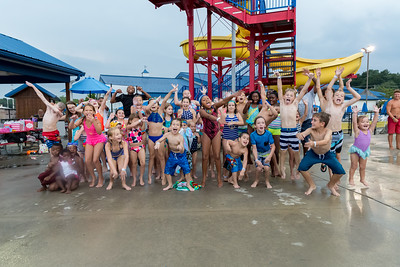 Adyson's Waterpark Party