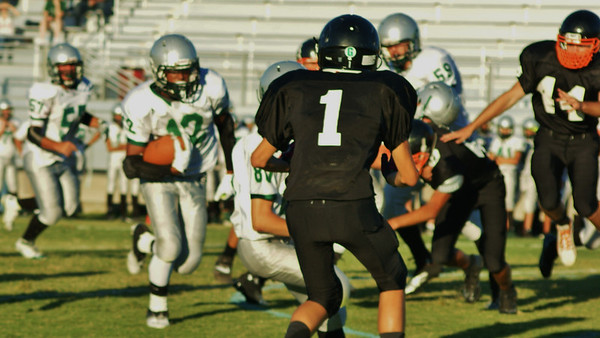 Granite Bay at Vacaville - Freshman 2013