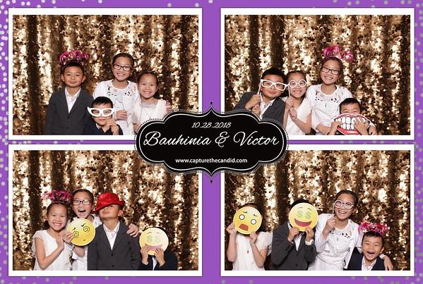 Bauhinia & Victor